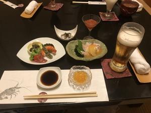 壱岐 鮨割烹 曽根 メニュー①